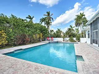 NEW! Lavish Hollywood Home w/Pool - 1 Mi. to Beach