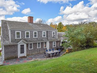 #204 Hughes House: Antique Charm Meets Modern Luxury in Truro!