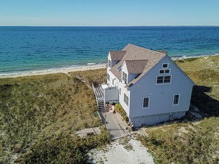 #206 Sunset Beach: Spacious Architectural Home with 100% Private Beach!