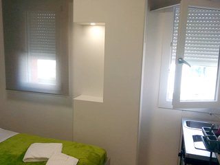 Cosy studio in Venice with Internet, Air conditioning