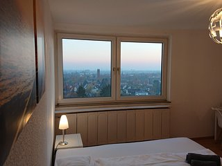Double room with great views over Hanover - WIFI, netflix