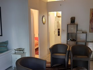IGUA'NINA-Maison vacancesT2-Wifi-300m plage- 4 pers