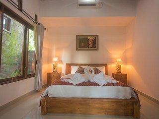 #1Stunninng Deluxe Room in Ubud