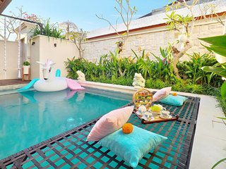 romantic amazing 1BDR villa in Legian