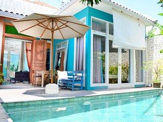 Charming 2 bedrooms villa