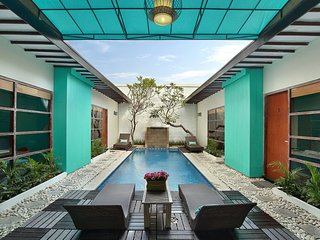 5BR Villa with Private Pool in Legian