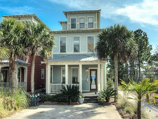 'Wren's Nest' - 4BR/3.5BA Delight w/ Access to Seacrest Beach's Lagoon Pool