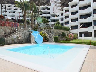 Nice apartment with pool and a few meters from Playa del Cura