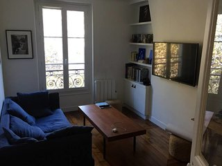 A typical parisien flat near La Villette!