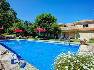 5 bedroom Villa in Baina, Galicia, Spain : ref 5604604