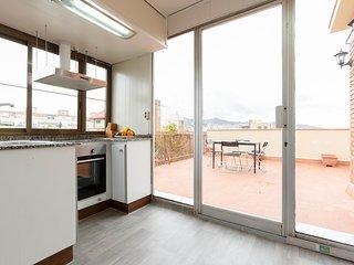 Fabra Terrace apartamento