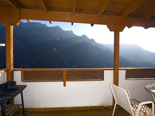 La casita de Agaete - wonderful mountain views