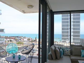 Beautiful sea view - Apartment Tel Aviv #TL5
