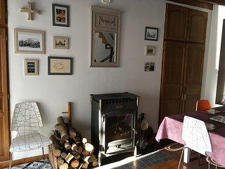 Gite maison ambiance cosy centre historique Ardres