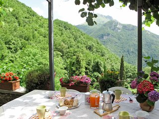 2 bedroom Villa in Casoli, Tuscany, Italy : ref 5651366