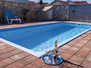 3 bedroom Villa in Biograd na Moru, Zadarska Zupanija, Croatia : ref 5674681