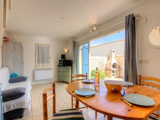 2 bedroom Apartment in Le Barcarès, Occitania, France : ref 5514032