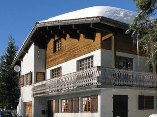Traditional large chalet - Excellent value