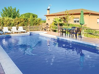3 bedroom Villa in Montbarbat, Catalonia, Spain : ref 5548103