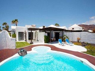 3 bedroom Villa in Playa Blanca, Canary Islands, Spain : ref 5691308