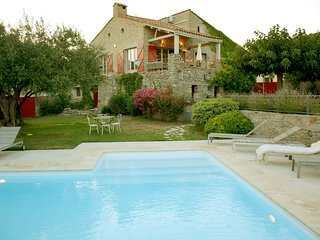 Luxury 4 Bedroom Home in Languedoc with Pool