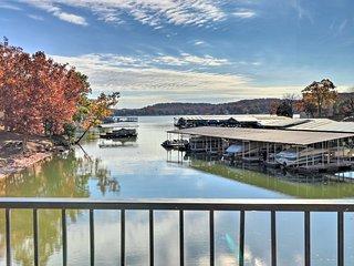 Lake Ozark Condo - Pool, Fishing Docks & More!