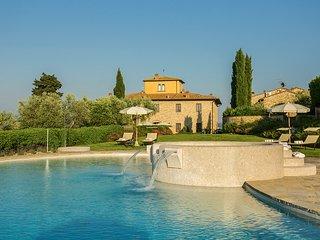 10 bedroom Villa in Bonazza, Tuscany, Italy - 5683868