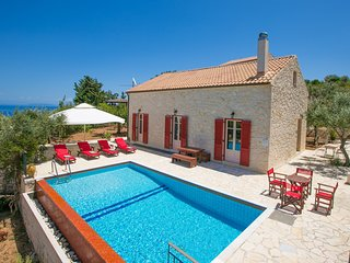 2 bedroom Villa in Vathy, Ionian Islands, Greece : ref 5604837