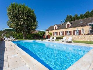 3 bedroom Villa in Sainte-Alvère, Nouvelle-Aquitaine, France : ref 5674384