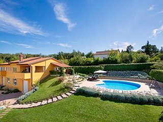 5 bedroom Villa in Karojba, Istarska Županija, Croatia : ref 5238887