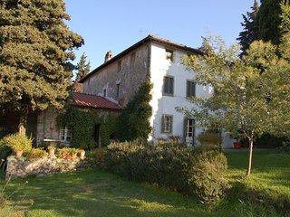 4 bedroom Villa in Castagnori, Tuscany, Italy : ref 5693141
