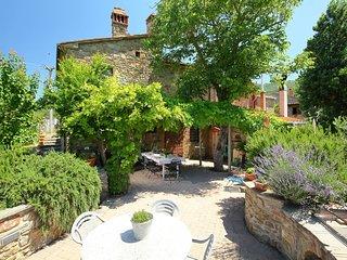 2 bedroom Villa in Tregozzano, Tuscany, Italy : ref 5513229