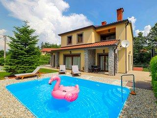 4 bedroom Villa in Permani, Primorsko-Goranska Županija, Croatia : ref 5621686