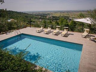 4 bedroom Villa in Montecchio, Tuscany, Italy - 5239786