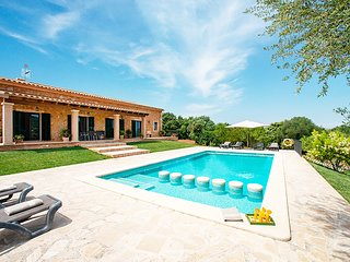 3 bedroom Villa in Cas Concos, Balearic Islands, Spain : ref 5604675