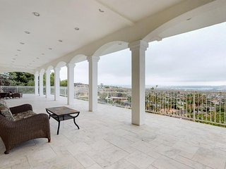 NEW LISTING! Two-story home with full kitchen and spectacular ocean views!