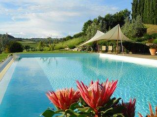 12 bedroom Villa in Ellerone, Tuscany, Italy : ref 5683873