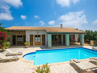 2 bedroom Villa in Khalikeri, Ionian Islands, Greece - 5604835