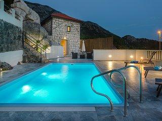1 bedroom Villa in Butkovine, Dubrovacko-Neretvanska Zupanija, Croatia : ref 560