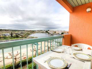 1 bedroom Apartment in Port Leucate, Occitania, France : ref 5514874
