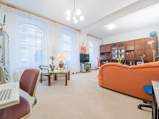 Spacious apartment in the center of Hanover with Parking, Washing machine