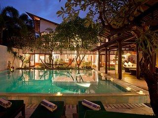 Super Big 6BDR villa in sanur near beach