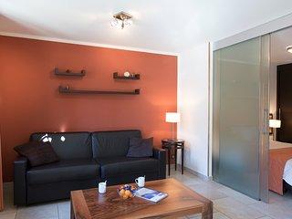 Studio cosy, près des pistes, cuisine privée + équipée