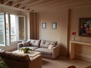 Apartamento en el centro historico de Malaga.balcon.wifi.parking