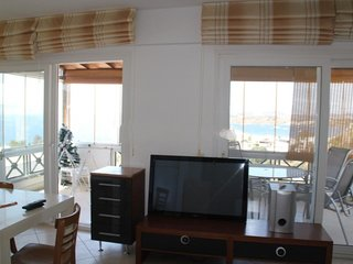Bodrum Kumbahche Panaromic Sea View Apartment For Summer Rent