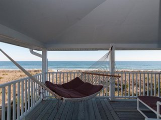 Experience beach living with ocean views from wraparound porches