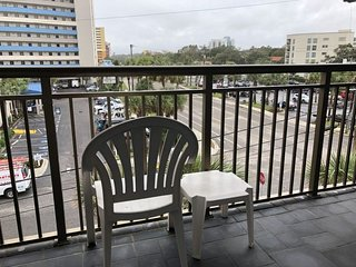 Beachfront Long Bay Resort condo
