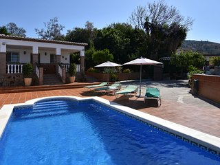 Villa rental in Nerja (034)
