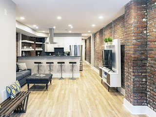 Beautiful newly created 1BR Apt. in best DuPont location (new)