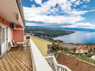 1 bedroom Apartment in Pobri, Primorsko-Goranska Županija, Croatia : ref 5547010